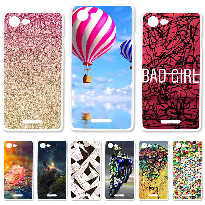 TAOYUNXI Soft TPU Case For <font><b>Sony</b></font> <font><b>Xperia</b></font> <font><b>E3</b></font> E2 Cases For <font><b>Sony</b></font> E2 <font><b>E3</b></font> Dual D2203 D2243 6.1 inch <font><b>D2202</b></font> D2206 D2212 DIY Painted Covers image