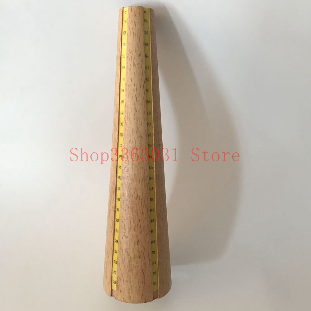 Hard Wood Round Bracelet Bangle Mandrel