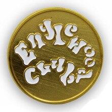 Customized Gold Badge Experienced Manufacturer Low MOQ Custom Logo Enamel Lapel Pin Metal for Souvenir