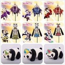LoveLive!SunShine!! Hanamaru Kanan Ruby Yoshiko Dia Mari Girl Fancy Cheongsam Awakening Cosplay Costume Gift Cute Panda