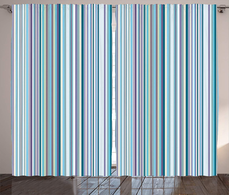 الولايات المتحدة الأمريكية حرم محايد Aqua And Purple Curtains Dsvdedommel Com