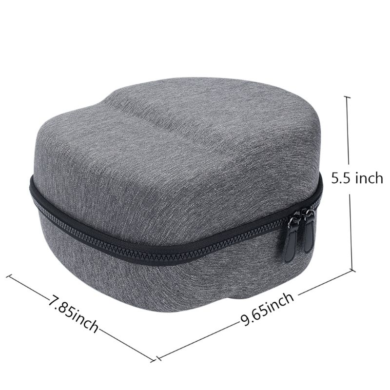 Hard EVA Travel Storage Bag Carrying Case Box for Oculus Quest Virtual Reality System and Accessories
