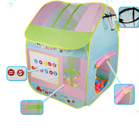 New 90x90x115cm Tent Children Beach Play House Indoor Outdoor Toys Multi Function Baby Tents Foldable Kids