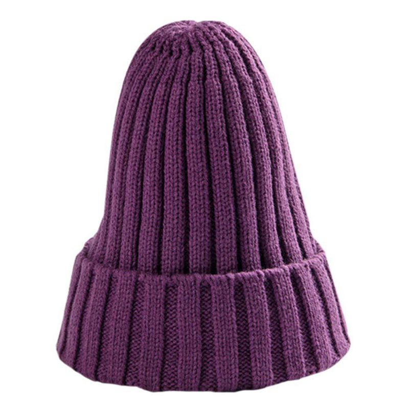 15 Colors Solid Women Winter Beanie Girls' Knitted Cap Hip Hop Winter Hat Warm Hat Femme Gorros Mujer Autumn Hat Feminino woman warm letters fukk knitted hats winter hip hop beanie hat cap chapeu gorros de lana touca casquette cappelli bonnets rx112
