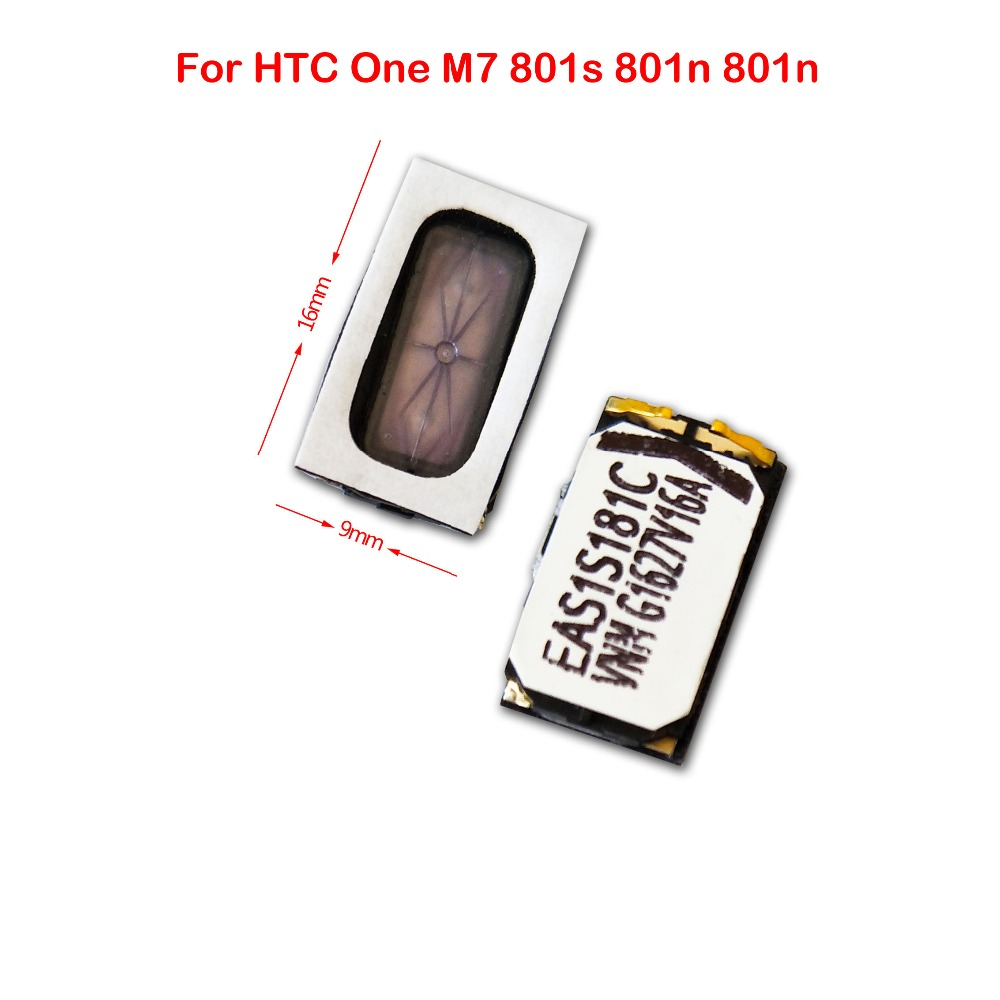 2 Pcs/Lot, Earpiece Ear Sound Speaker Receiver  For HTC One M7 / One M8 / One M9 Ringer Speaker