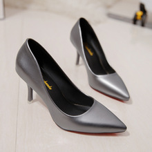 Women's Shoes Pumps High Heels Slip-on New Luxury Red Party Dress Wedding Shoes Ladies Elegant Sexy Classic Europe Shine Design capputine italian design party shoes with matching bags set high quality african ladies pumps shoes and bag sets on stock yk1064