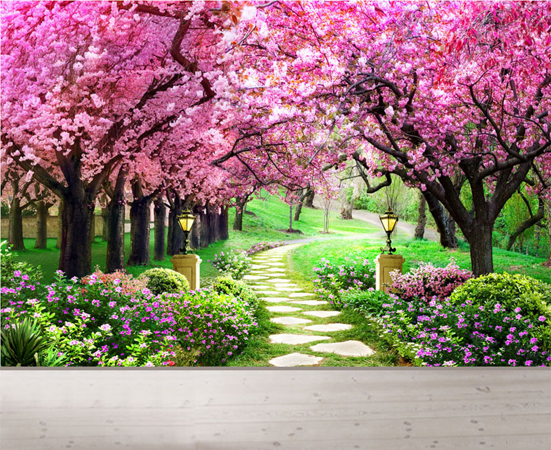 Download 6000 Wallpaper Bunga Sakura 3d HD Paling Baru
