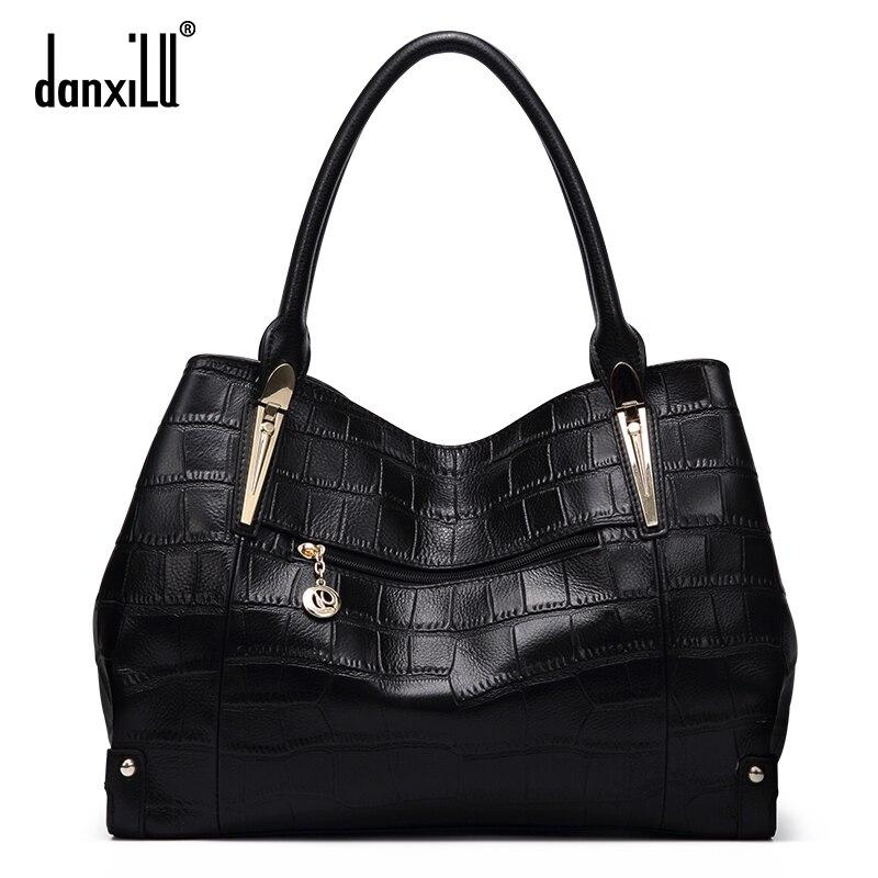 258e0bcbd396 Первый слой из воловьей кожи сумка Натуральная кожа Сумочка женская модная  повседневная женская сумка большая сумка