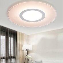 LED Ceiling Lights Modern Acrylic Led Ceiling Lamp 85-265V 8W 12W 24W Home Lighting For Children's Bedroom Corridor Fixture цена в Москве и Питере