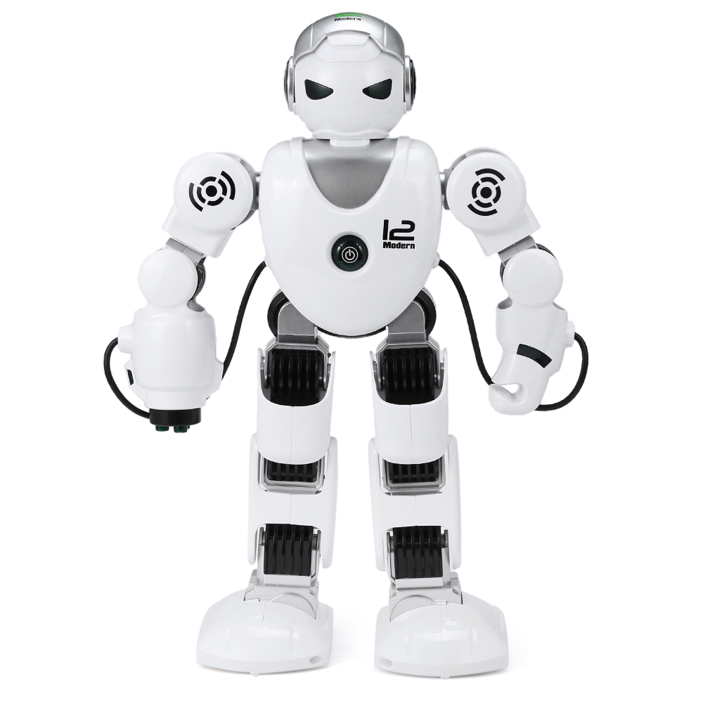 Intelligent Remote Control Robot 2.4G Dancing Battle Model Toy Intelligent RC Remote Control Toy Dancing Robot Kids Present цена