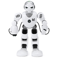 Intelligent Remote Control Robot 2.4G Dancing Battle Model Toy Intelligent RC Remote Control Toy Dancing Robot Kids Present