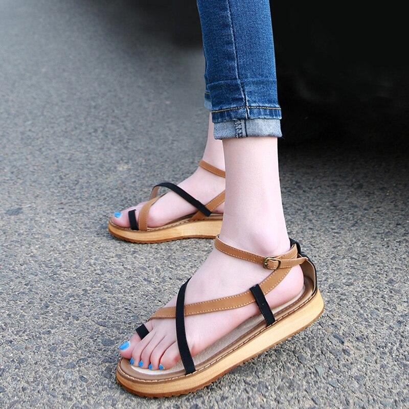 2018 Summer women sandals Roman women platform sandals ladies gladiator Sandalias aiykazysdl women roman gladiator sandals