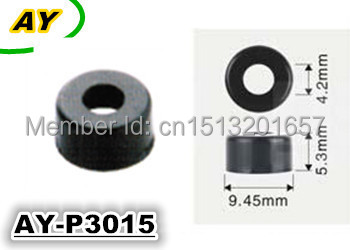 Free Shipping 500pieces set New material fuel injector pintle cap for plastic parts insulation cap for
