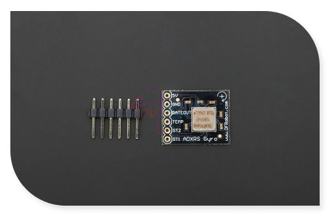 DFRobot Гироскопа Breakout Совета/датчик, ADXRS610 чип Z оси ответ 300 Угол/сек для Платформы/робот/Smart car стабилизации и т. д.