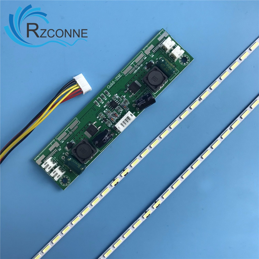 Computer & Office 557mm 60 Led Backlight Strip Aluminum Plate Update For 49 50 Inch Ccfl Lcd Tv Hf-556dm6dx 7020 Bead 3v E5002203 7020bs M
