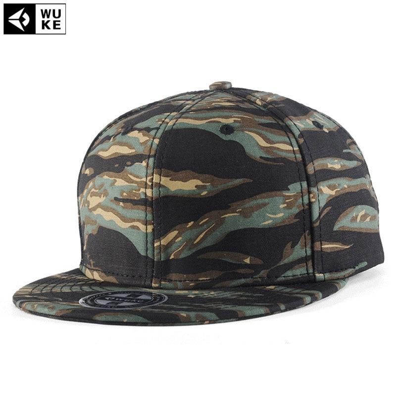 [AETRENDS] Camouflage Color Hip Hop Cap Men Baseball Caps Snapback Flat Hats Z-2627 brands nuzada hats men women baseball caps hip hop snapback color printing letters trend cassic couple cap cm 005