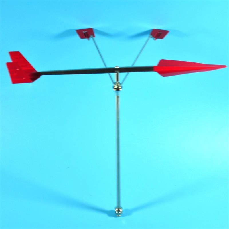 Wind Direction Indicator For Boat / Sailing / Marine Masts