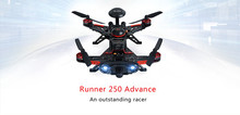 Walkera RUNNER 250 Advance Racing drone w/GPS/OSD Devo7 Radio 1080 HD Camera RTF Free Express Shipping