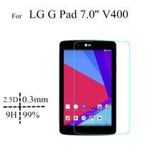 Против взрывов , G Pad 7.0 закаленное стекло протектор для LG G Pad 7.0 » V400 стекло экрана протектор
