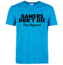 "Supreme ""GAMERS DON'T DIE"" t-shirt"
