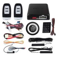 Easyguard Rolling code Smart key keyless entry auto alarmanlage fernbedienung start stop push button starten touch passwort eintrag DC12V