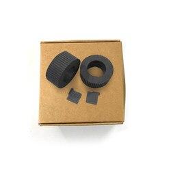 PA03334-0001 wybrać wałek + PA03334-0002 Pad dla Fujitsu fi-4530C fi-5530C fi-5530C2 fi-5530 fi4530C fi5530C fi5530C2 fi5530