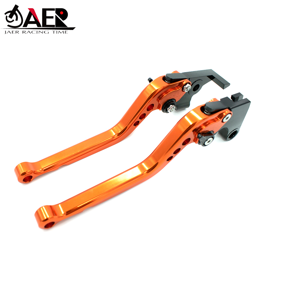 JEAR CNC Motorcycle Brakes Clutch Lever Set for <font><b>KTM</b></font> <font><b>1290</b></font> <font><b>Super</b></font> <font><b>Adventure</b></font> <font><b>S</b></font>/T/R 2015 2016 2017 2018 1190 ADV /R 2013-2016 image