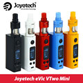 Original 75 w vtwo mini joyetech evic joyetech cubis pro tanque 4 ml Kit vs 3vtwo eVic Mod Cuadro 75 W Cigarrillo Electrónico Vape