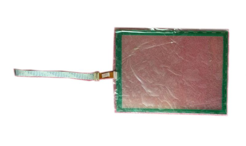 12.1 inch 7 wire new touch glass panel N010-0551-T255 N010 0551 T255 with safe packing for industrial husky uaefr 1621 0527 0551