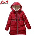 Women Winter Jacket Coat Warm Hooded Parka Padded Female Down Cotton Coats Wadded Loose Jackets YL9Y04