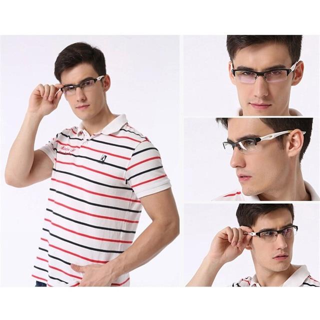 Vazrobe TR90 Glasses Frame for men Clear Eyeglasses Frames man ...