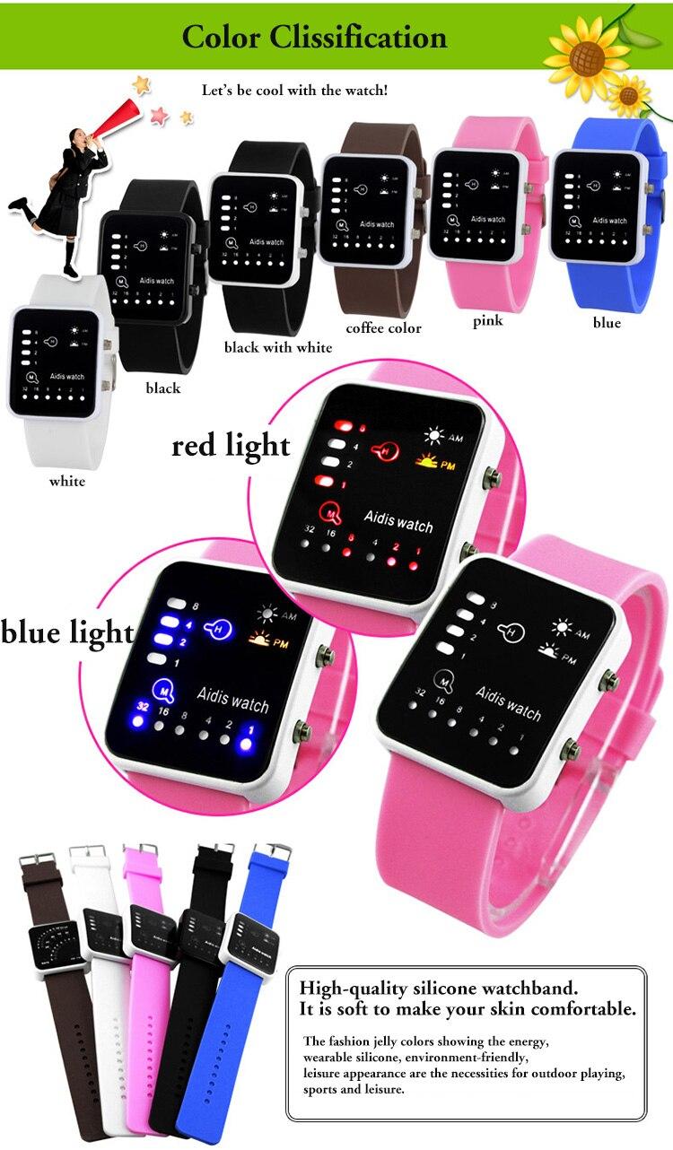 Backlight LED luminous Digital Electronic Sports Assista