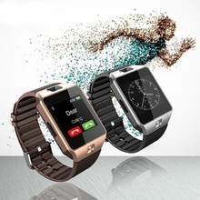 New Smart Watch dz09 With Camera Bluetooth WristWatch SIM Card font b Smartwatch b font For