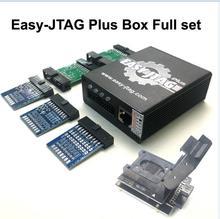 2019 новая версия легкий Jtag plus box/Easy-Jtag plus box + гнездо EMMC для htc/huawei/LG/Motorola/samsung/SONY/zte