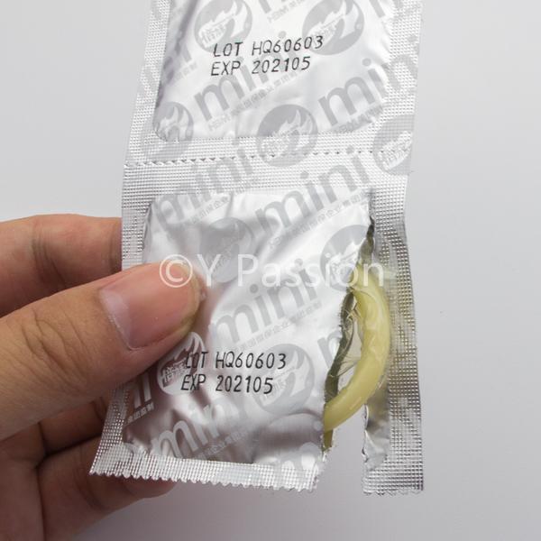 Men Ultra-Thin Width 46mm Sex Products Condoms