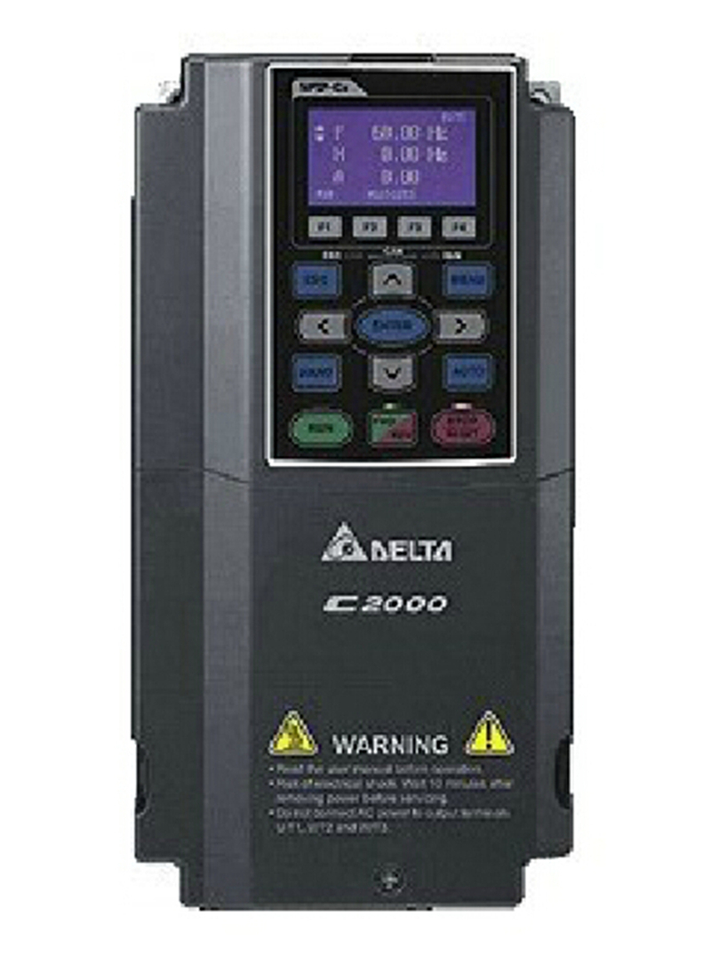 Delta Inverter VFD Variable Frequency Drive VFD110C43A 3Phase 380V 11kW 15HP 0~600Hz water pump &Machine tool
