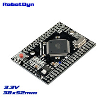 Mega 2560 PRO MINI 3.3V, ATmega2560-16AU, NO pinheaders. Compatible for Arduino Mega 2560.