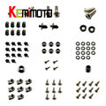 2011 2012 2013 2014 GSXR 600 750 Moto Fairing Bolt Screw Fastener Nut Washer For Suzuki GSX-R600 GSX-R750 2011 2012 2013 2014
