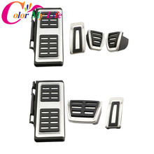 Car Pedal Auto Pedals for VW GOLF 7 GTi MK7 Lamando for Audi A3 S3 8V RS3 Cabrio Fit for Skoda Octavia 5E A7 Rapid Seat Leon free ship turbo wastegate actuator gt1749v 713673 5006s 713673 turbocharger for audi a3 for ford galaxy vw golf octavia atd 1 9l