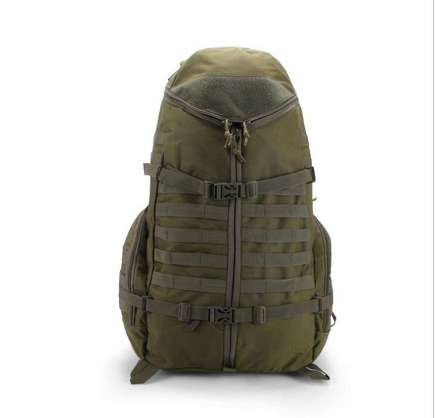 High quality!50L Military Tactical Backpack Rucksacks Men Camouflage Outdoor Sports Bag Camping Hiking Bags,Free Shipping swyivy 50l military army bag high quality waterproof nylon camouflage backpacks trekking 3p tactical backpack men s sports bag