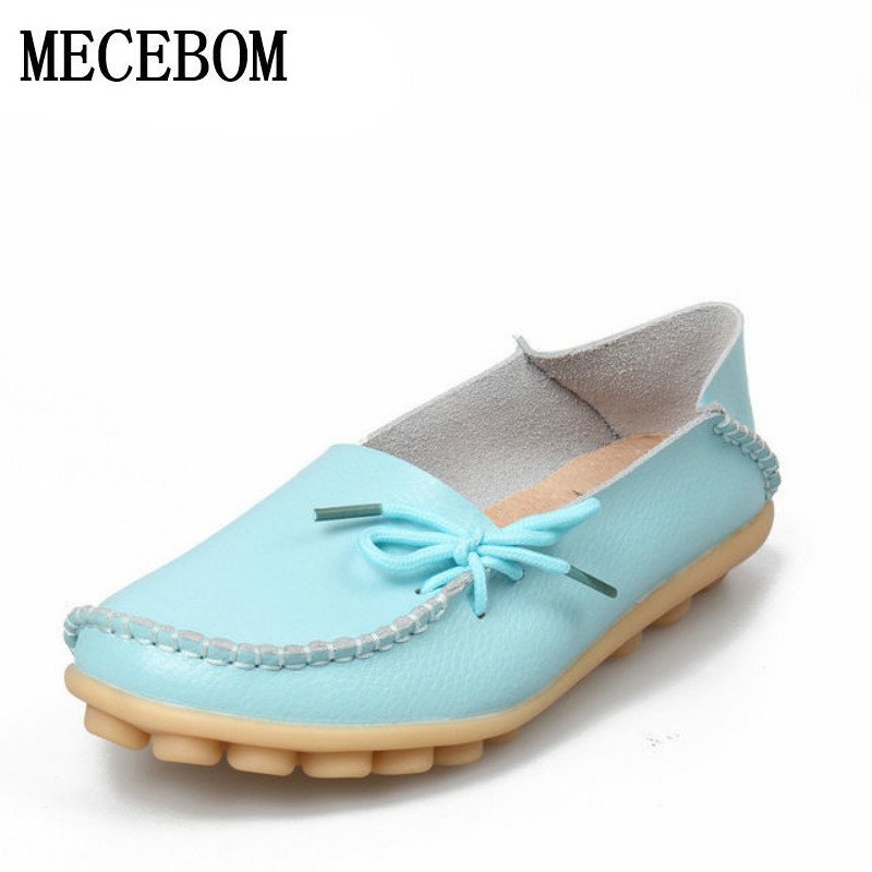 2018 New Leather Women Flats Moccasins Loafers footwear Driving shoes women Casual Shoes Leisure Concise Flat shoes 911W 2017 new leather women flats moccasins loafers wild driving women casual shoes leisure concise flat in 7 colors footwear 918w