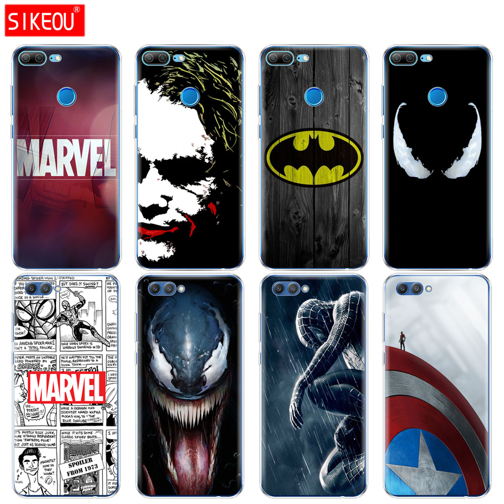Cellphones & Telecommunications Silicone Cover Phone Case For Huawei Honor 10 V10 3c 4c 5c 5x 4a 6a 6c Pro 6x 7x 6 7 8 9 Lite Marvel Doctor Strange Cheap Sales Phone Bags & Cases