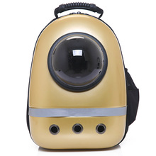Innovative Capsule Pet Carrier Soft Cat Dog Bag Astronaut Pet Cat Dog Puppy Carrier Travel Bag Space Capsule Backpack Breathable