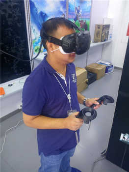 Wholesale! VR Hygiene Eye Mask pad vr cover For Htc vive vr pro Oculus Quest rift S go Gear vr PSVR ,Spunlace non-wovenfabric
