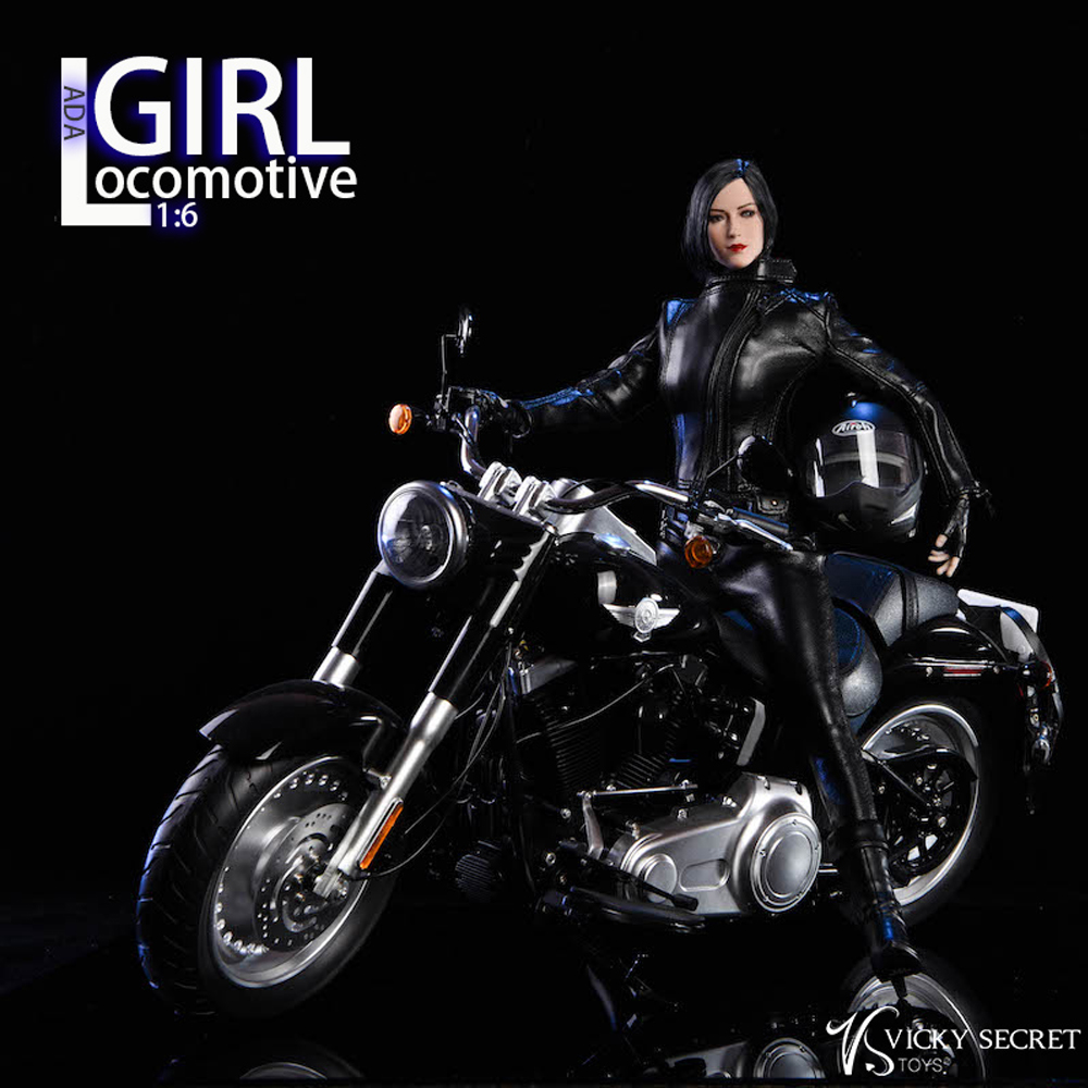 Soldier Element Womens Soldier Clothing 1/6 Proportion Clothing, Suitable for 1/6 Action Model Motorcycle GirlsSoldier Element Womens Soldier Clothing 1/6 Proportion Clothing, Suitable for 1/6 Action Model Motorcycle Girls