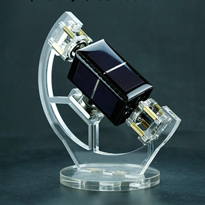 Magnetic Levitation Motor Solar Motor Science Experiment Mendocino Motor Creative Birthday Gift