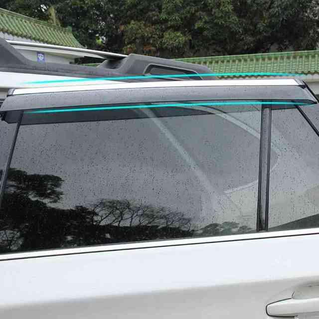 Awesome ABAIWAI Auto Car Window Protector Visor Sun Rain Shade Awnings For Subaru  Outback 2015 2016 2017