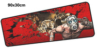 Borderlands Mouse Pad Gamer 900x300mm Notbook Mouse Mat Large Gaming Mousepad Large Gorgeous Pad Mouse PC
