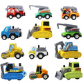 Free shipping Pull Back Car toy Baby classic Mini  car Child Toy 12pcs/Lot