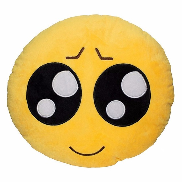funny emoji smiley pillow soft poo bolster cushion cotton round funny pillow christmas gifts